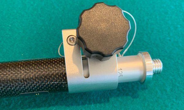 Jalón fibra de Carbono